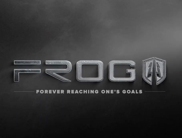 FROG - Forever Reaching One's Goals
